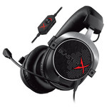 Casque-micro pour gamer (Jack)