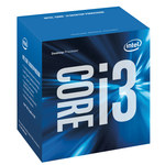 Processeur Dual Core Socket 1151 Cache L3 4 Mo Intel HD Graphics 530 0.014 micron (version boîte - garantie Intel 3 ans)