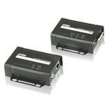 Rallonge HDBaseT-Lite DVI par câble de catégorie 5e/6/6a avec audio