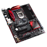 Carte mère ATX Socket 1151 Intel B150 Express - SATA 6Gb/s - DDR4 - USB 3.1 - M.2 - 2x PCI-Express 3.0 16x