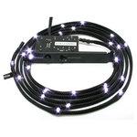 Bande de lumière LED flexible à puissance variable pour tuning PC (blanc)