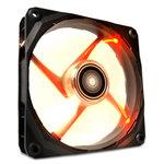 Ventilateur LED 120 mm Rouge