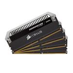 Kit Quad Channel 4 barrettes de RAM DDR4 PC4-25600 - CMD16GX4M4C3200C16 (garantie à vie par Corsair)