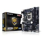 Carte mère Micro ATX Socket 1151 Intel H110 Express - SATA 6Gb/s - USB 3.1 - DDR4 - 1x PCI-Express 3.0 16x