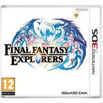 Final Fantasy : Explorers (Nintendo 3DS)