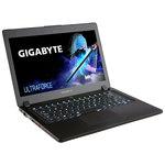 "Intel Core i7-6700HQ 8 Go SSD 128 Go + HDD 1 To 14"" LED Full HD NVIDIA GeForce GTX 965M Wi-Fi AC/Bluetooth Webcam Windows 10 Famille 64 bits"