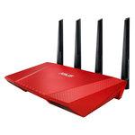Routeur Dual Band Wi-Fi AC2400 (N600 + AC1740) + 4 ports LAN 10/100/1000 Mbps