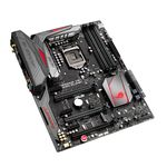 Carte mère ATX Socket 1151 Intel Z170 Express - SATA 6Gb/s + M.2 + U.2 - USB 3.1 - 3x PCI-Express 3.0 16x - Wi-Fi AC / Bluetooth 4.1