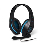 Casque-micro gamer pour PS4