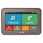"""GPS 23 pays d'Europe écran 4.3"""" avec Bluetooth et mise à jour des cartes à vie"""