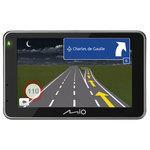 """GPS 44 pays d'Europe écran 5"""" avec caméra embarquée et mise à jour des cartes à vie"""