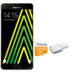 "Smartphone 4G-LTE - Exynos 7580 8-Core 1.6 Ghz - RAM 2 Go - Ecran tactile 5.2"" 1080 x 1920 - 16 Go - NFC/Bluetooth 4.1 - 2900 mAh - Android 5.1 + Carte mémoire microSDHC avec adaptateur USB"