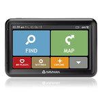 """GPS 44 pays d'Europe écran 5"""" et mise à jour des cartes à vie"""