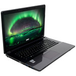 "Intel Core i3-6100H 4 Go 1 To 17.3"" LED HD+ Graveur DVD Wi-Fi N/Bluetooth Webcam (sans OS)"