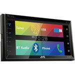 "Autoradio DVD / CD / MP3 avec écran tactile 6.8"" et Bluetooth"