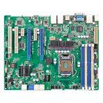 Carte mère ATX Socket 1150 Intel C224 Aspeed AST2300 - 6x SATA 6Gb/s - 2x PCI Express 3.0 16x - 4 x Gigabit LAN