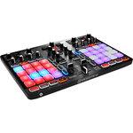 Console DJ avec 32 pads et carte son intégrée