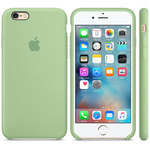 Coque en silicone pour Apple iPhone 6s