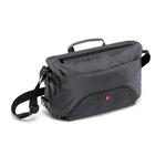 Sac d'épaule pour appareil photo numérique hybride avec poche pour mini trépied