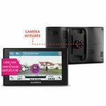 "GPS 45 pays d'Europe Ecran 5"" avec Bluetooth et caméra intégrée"