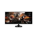 2560 x 1080 pixels - 5 ms - Format large 21/9 - Dalle IPS - HDMI - Noir
