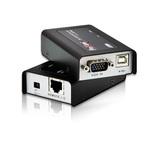 Système d'extension KVM VGA Mini USB (100 m)