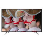 """Téléviseur LED Full HD 55"""" (140 cm) 16/9 - 1920 x 1080 pixels - TNT, Câble et Satellite HD - HDTV 1080p - Wi-Fi - DLNA - 100 Hz"""