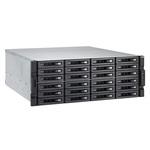 Serveur NAS professionnel 24 baies (sans disque dur) avec 8 Go de RAM et processeur Intel Core i3-4150 Dual-Core