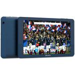 """Tablette Internet édition Equipe de France de Football  - Mediatek MT8163 Quad-Core  - RAM 1 Go - 16 Go - 10.1"""" tactile - Wi-Fi N/Bluetooth - Android 5.1"""