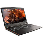 "Intel Core i7-6700HQ 16 Go SSD 256 Go + HDD 1 To 17.3"" LED Full HD NVIDIA GeForce GTX 970M Graveur DVD Wi-Fi AC/Bluetooth Webcam Windows 10 Famille 64 bits"