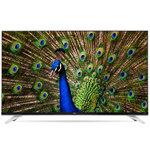"""Téléviseur LED 4K 49"""" (124 cm) 16/9 - 3840 x 2160 pixels - TNT, Câble et Satellite HD - 1600 Hz - Wi-Fi - Bluetooth - DLNA"""