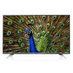 """Téléviseur LED 4K 49"""" (124 cm) 16/9 - 3840 x 2160 pixels - TNT, Câble et Satellite HD - Ultra HD 2160p - 1500 Hz - Wi-Fi - Bluetooth - DLNA"""