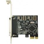 Carte contrôleur PCI-Express 1x avec 1 port parallèle  - Bonne affaire (article utilisé, garantie 2 mois