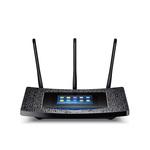 Répéteur de signal Wi-Fi dual-band AC1900 Mbps (AC1300 + N600) avec 4 ports Ethernet Gigabit