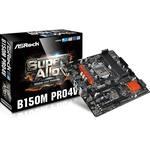 Carte mère Micro ATX Socket 1151 Intel B150 Express - SATA 6Gb/s - SATA Express - USB 3.0 - DDR4 - 2x PCI-Express 3.0 16x