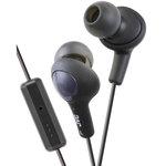 Écouteurs intra-auriculaires avec télécommande et micro