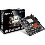 Carte mère Micro ATX Socket AM3/AM3+ NVIDIA GeForce 7025 - USB 3.0 -  SATA 3Gb/s