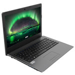 "Intel Celeron N3160 4 Go SSD M.2 240 Go 14"" LED HD Wi-Fi N/Bluetooth Webcam (sans OS)"