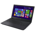 "Intel Core i3-5005U 4 Go 500 Go 15.6"" LED HD Graveur DVD Wi-Fi N Webcam Windows 7 Professionnel 64 bits + Windows 8.1 Pro 64 bits"