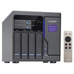 """Serveur NAS 4 baies 3.5""""/2.5"""" + 2 baies 2.5"""" avec processeur Dual-Core Intel Pentium G4400 3.3 GHz - RAM 8 Go (sans disque dur)"""