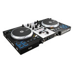 Console DJ 2 platines avec port USB
