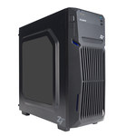 Intel Core i7-6700K (4.0 GHz) - RAM 16 Go - SSD 250 Go + HDD 2 To - 2x AMD Radeon RX 480 8GB CrossFireX - Windows 10 Famille 64 bits (monté)