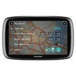 """GPS 45 pays d'Europe Ecran 6"""" avec cartographie et TomTom Traffic à vie"""