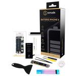 Kit de réparation de batterie avec outils pour iPhone 6