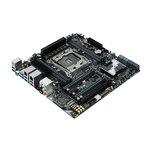 Carte mère Micro ATX Socket 2011-3 Intel X99 Express - 3x PCI-Express 3.0 16x - M.2 et ports USB 3.1