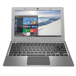 "Intel Celeron N3050 4 Go SSD 128 Go 14"" LED HD Wi-Fi N/Bluetooth Webcam Windows 10 Famille 64 bits"