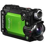 Caméra sportive miniature 4K étanche - 7.2 MP - Ultra grand-angle - Torche - Ecran LCD orientable - Wi-Fi - Poignée de stabilisation
