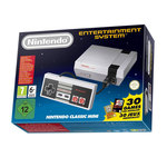 Console Mini NES avec 30 jeux préinstallés