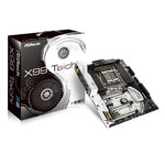 Carte mère ATX Socket 2011-3 Intel X99 Express - DDR4 - SATA 6Gb/s - M.2 - USB 3.1 - 3x PCI-Express 3.0 16x + Pont SLI HB offert