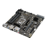 Carte mère Micro-ATX Socket 1151 Intel C236 - SATA 6Gb/s - M.2 - 1x PCI Express 3.0 16x